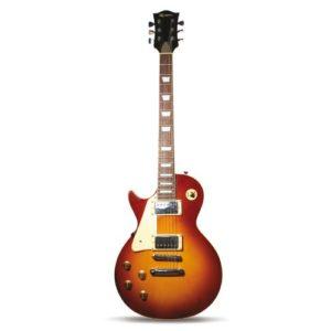 Rockburn LP2 E-Gitarre für Linkshänder, Sunburst