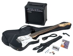 Yamaha EG 112 GPII H BL E-Gitarrenset