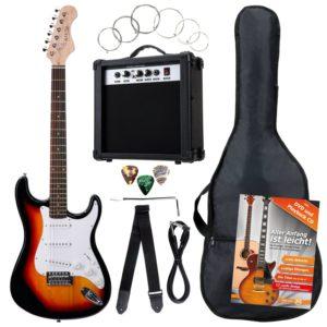 Rocktile Banger's Pack Komplettset E-Gitarre